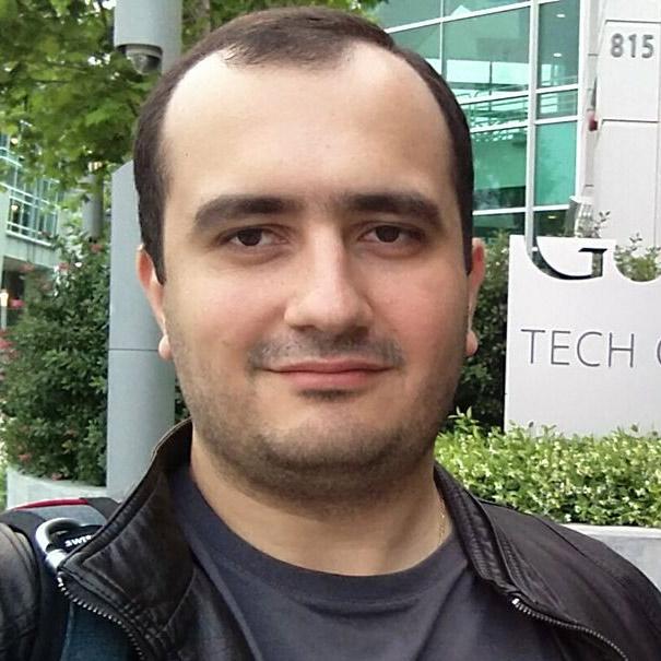 Aram Nazaryan, Tech Lead, PicsArt